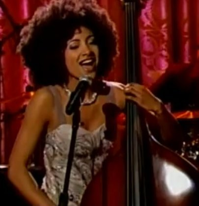 "Esperanza Spalding ""New Voice of Jazz"""