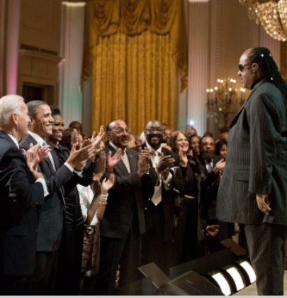 The White House Honors Berry Gordy and Motown